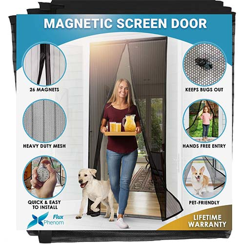 Top 10 Best Magnetic Screen Doors in 2020 Reviews