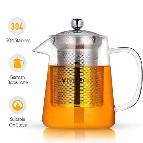 Top 10 Best Teapots For Keeping Tea Hot in 2020 Reviews