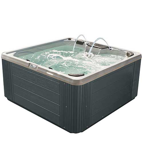 Best plug and play Hot Tubs 10. Spa Plug n Play 6 Person Hot Tub