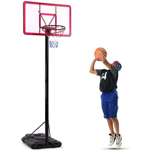 Best Portable Basketball Hoops Under 300 10. Giantex Portable Basketball Hoop