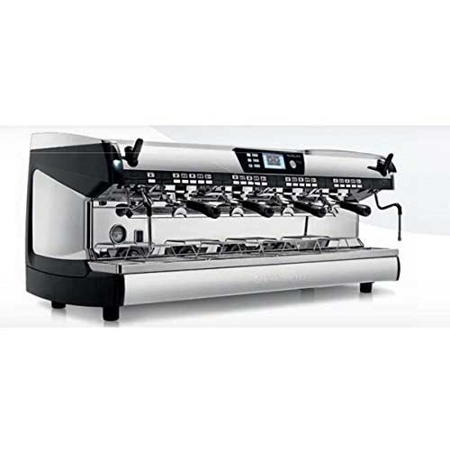Best Commercial Super Automatic Espresso Machines 2. Nuova Simonelli Aurelia Ii Digital 4 Group Espresso Machine Maureiivdg04Nd0001