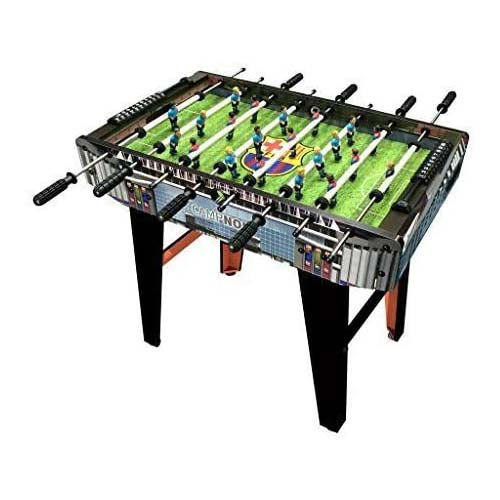 4. Tornado T-3000 Coin Foosball Table - 3 Goalies