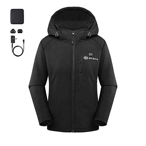 Top 10 Best Women's Heated Jacket in 2020 Reviews