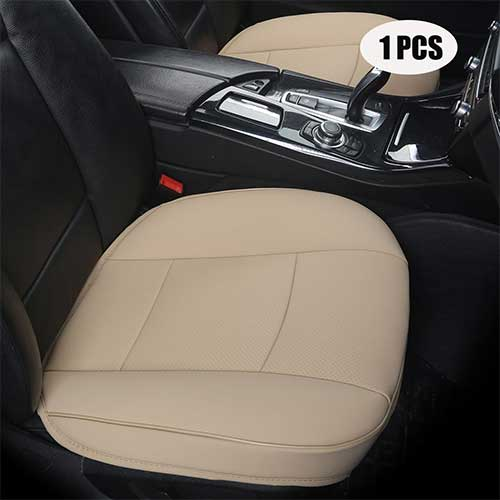 Best Car Seat Covers for Leather Seats 3. EDEALYN Ultra-Luxury PU Leather Car seat Protection car seat Cover for Most Four-Door Sedan & SUV
