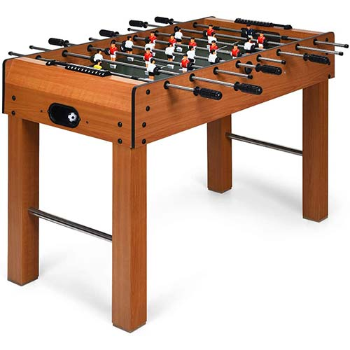 Top 10 Best Tabletop Foosball Tables in 2020 Reviews