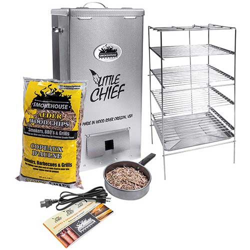3. Smokehouse Products Little Chief Top Load Electric Smoker