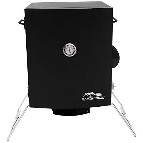 2. Masterbuilt 20073716 Portable Electric Smoker
