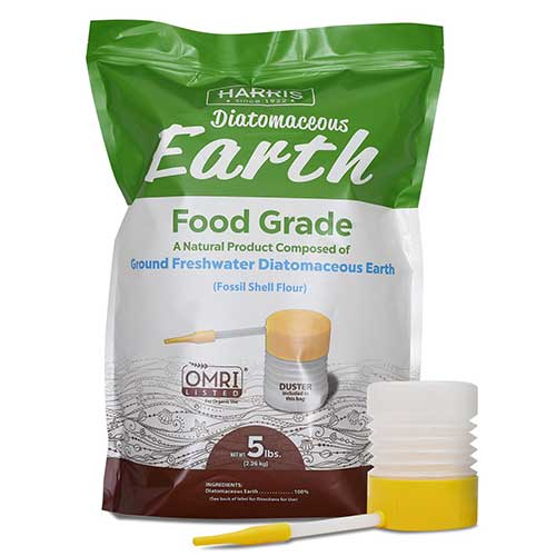 Top 10 Best Diatomaceous Earth Food Grade for Fleas in 2019 Reviews