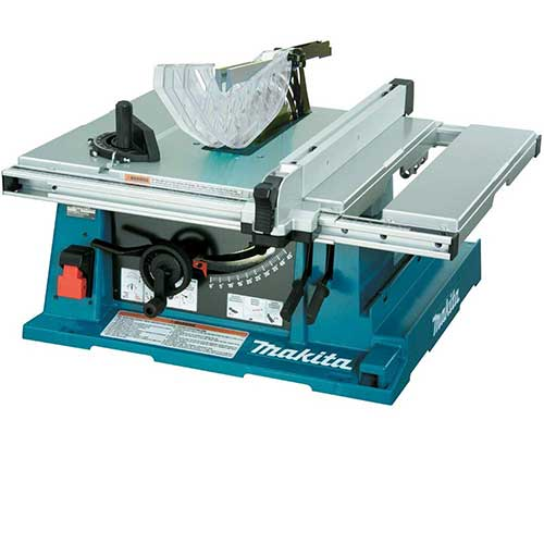 Best Table Saws for Woodworking 3. Makita 2705 10-Inch Contractor Table Saw