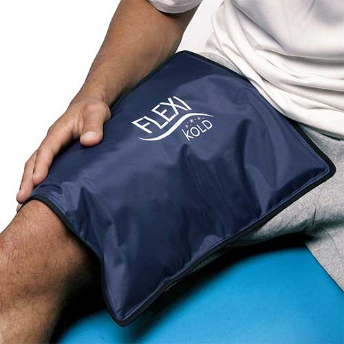 Best Ice Therapy Machines 7. FlexiKold Gel Ice Pack (Standard Large: 10.5