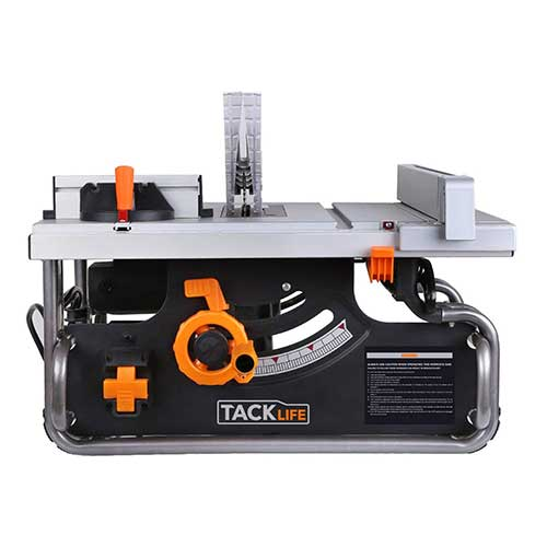Best Table Saws for Woodworking 10. Tacklife PTSG1A 10