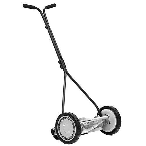 Best Lawn Mowers for Bermuda Grass 3. Great States 415-16 16-Inch, 5-Blade Push Reel Lawn Mower, 16-Inch, 5-Blade, Silver