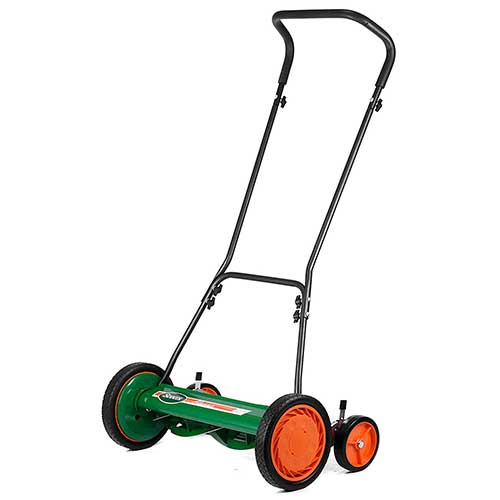 Best Lawn Mowers for Bermuda Grass 4. Scotts Outdoor Power Tools 2000-20 Classic Push Reel Lawn Mower, 20-Inch