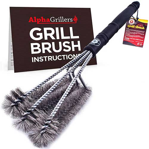 Best Bbq Grill Cleaners 2. Alpha Grillers 18
