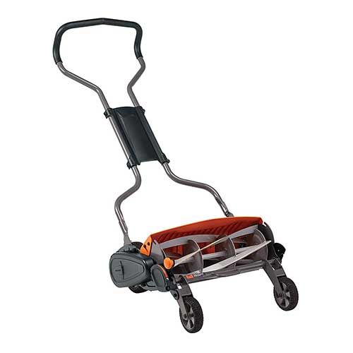 Best Lawn Mowers for Bermuda Grass 5. Fiskars 362050-1001 StaySharp Max Reel Mower, 18 Inch, Black