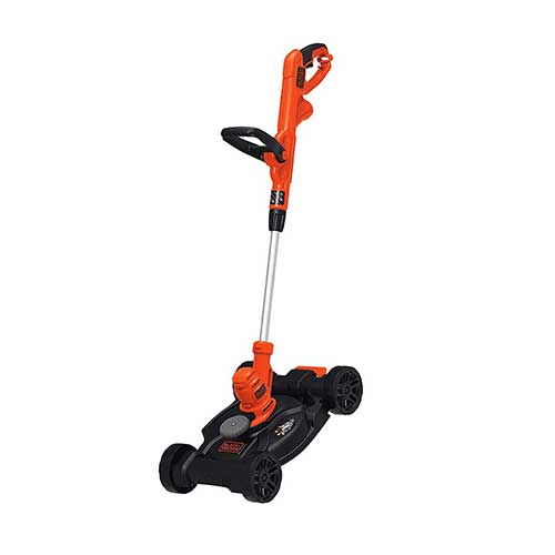 Best Lawn Mowers for Bermuda Grass 9. BLACK+DECKER BESTA512CM Electric Lawn Mower