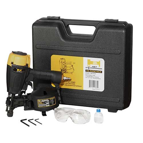 Best Roofing Nail Guns 5. HBT HBCN45P 3/4