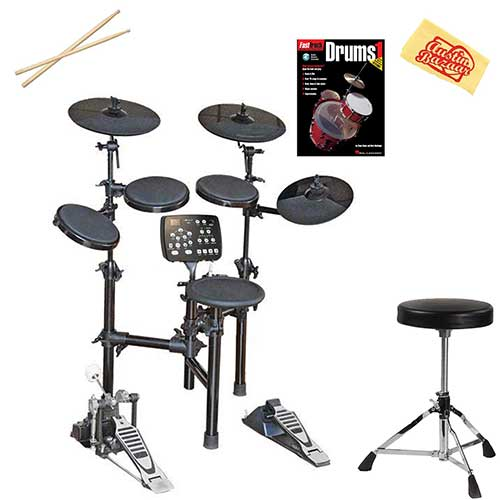 Top 10 Best Electronic Drum Set Under 1000 in 2019 Reviews