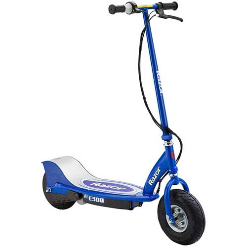 7. Razor E300 Electric Scooter.