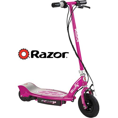 6. razor E100 Electric Scooter.