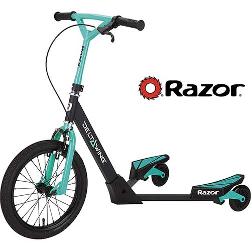 4. Razor DeltaWing Scooter.