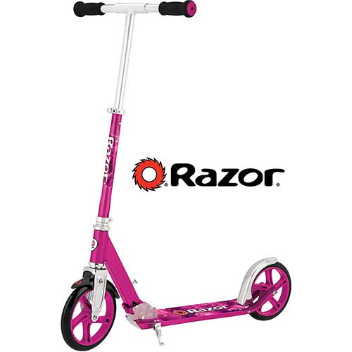 2. Razor A5 LU Kick Scooter.