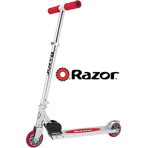 1. Razor A Kick Scooter.