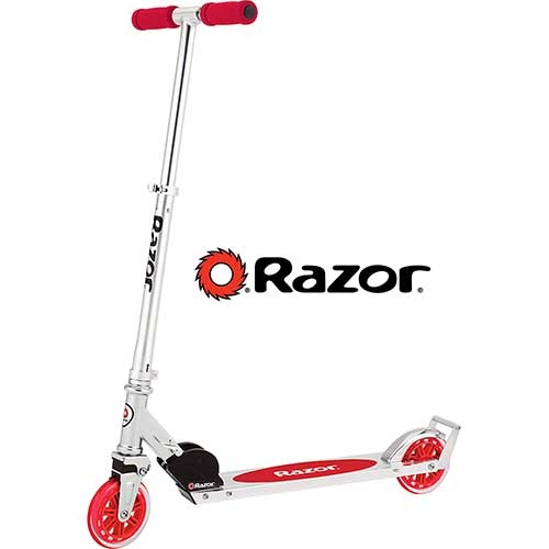 3. Razor A3 Kick Scooter.