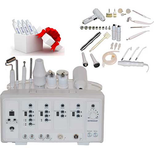 7. Professional 7 in 1 Digital Microdermabrasion Facial Skin Salon Spa Beauty Equipment