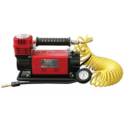 4. SuperFlow MV-9012 Volt Air Compressor, Portable Heavy Duty Air Pump 12v Air Compressor