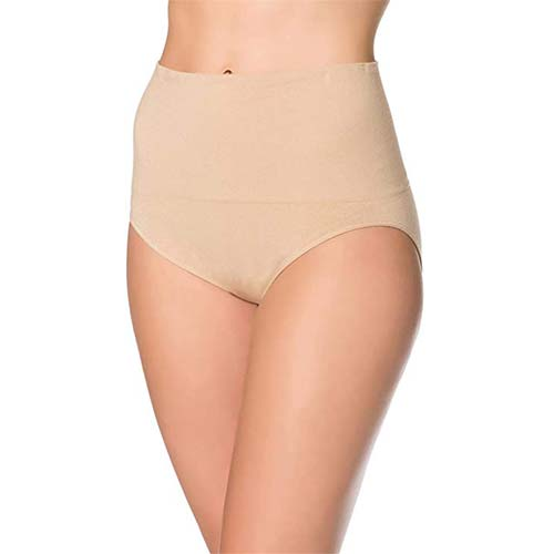 10. Motherhood Maternity Women's Maternity 2 Pack Postpartum Seamless Support Panty