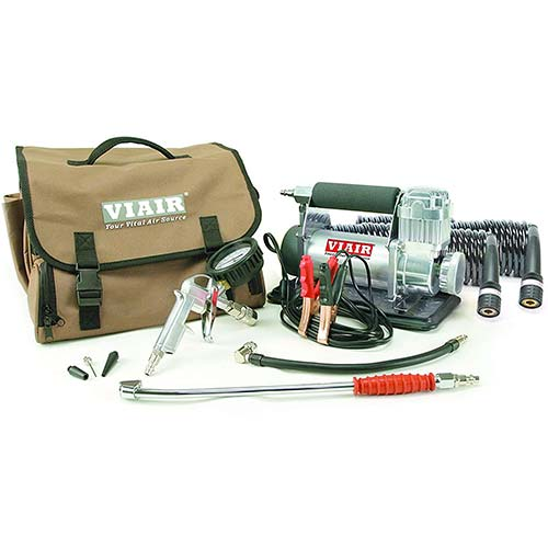 2. Viair 40047 400P-RV Automatic Portable Compressor Kit