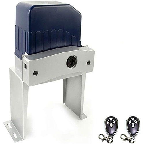 5. ALEKO AC1400NOR Chain Driven Sliding Gate Opener for Gates up to 40 Feet Long 1400 Pounds