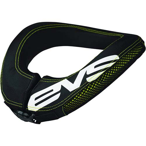 7. EVS RC2 Youth Race Collar Off-Road/Dirt Bike Motorcycle Body Armor