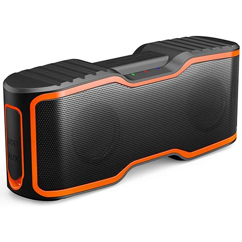 3. AOMAIS Sport II Portable Wireless Bluetooth Speakers