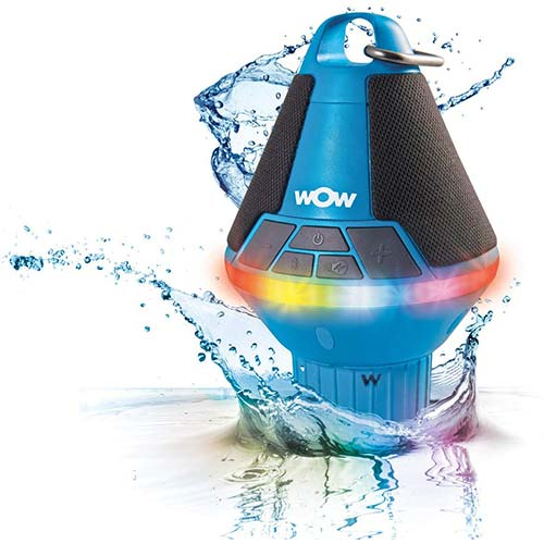Top 10 Best Floating Waterproof Bluetooth Speakers in 2019 Reviews