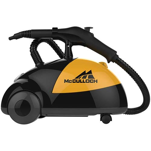 6. Mc Cullough Heavy-Duty Steam Cleaner