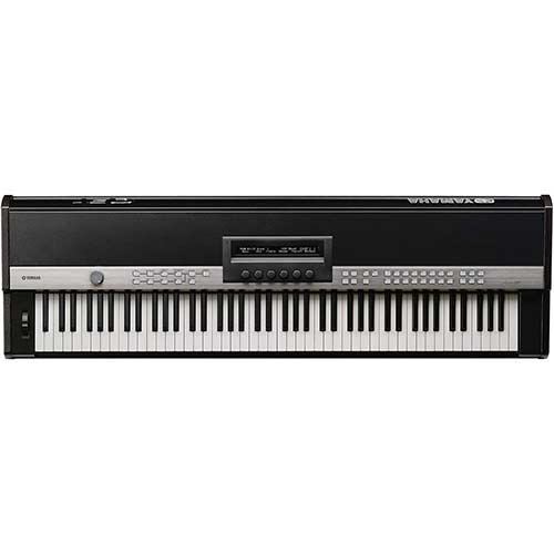 1. Yamaha CP1 Premium Stage Piano with Natural Wood Keys and 3-Pedal Unit