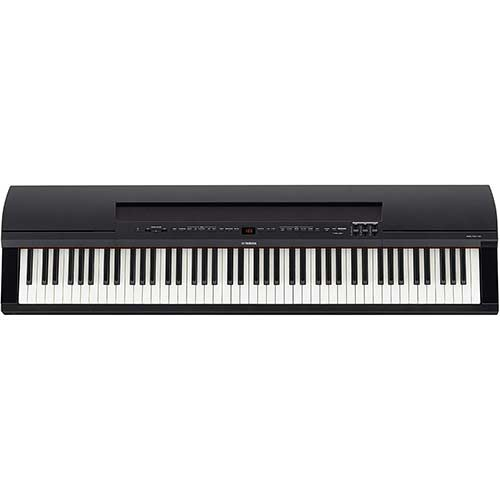4. Yamaha P255 88-Key Professional Weighted Action Digital Piano