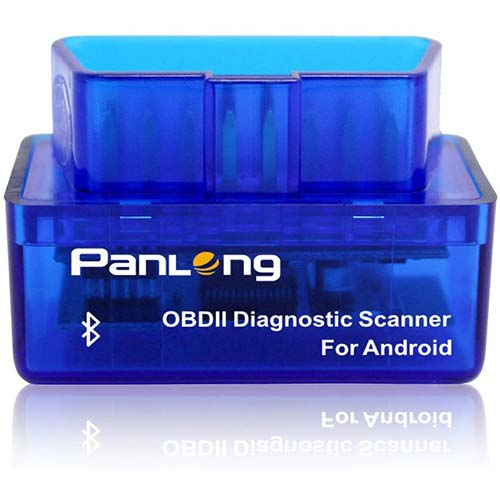 4. Panlong Bluetooth OBD2 OBDII Car Diagnostic Scanner Check Engine Light