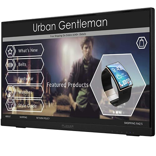 4. Planar Helium PCT2235 Touch Screen 22
