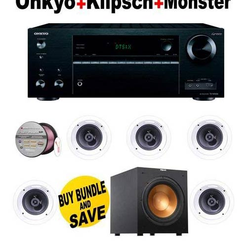 9. Onkyo TX-NR656 7.2-Channel Network A/V Receiver