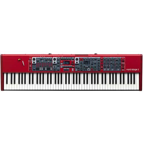 2. Nord USA Nord 3 88-Key Digital Stage Piano