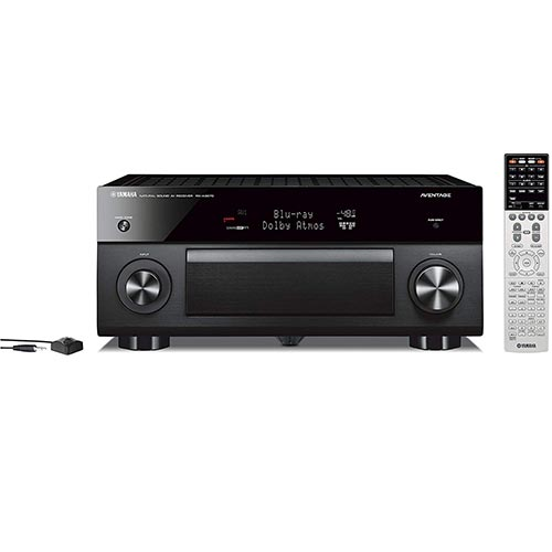 1. Yamaha AVENTAGE RX-A3070 Network AV Receiver