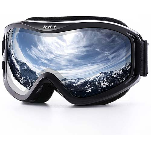 6. Juli Ski Goggles, Winter Snow Sports Snowboard Goggles