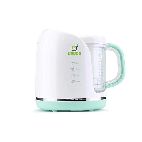 9. Bubos Smart 5-in-1 Baby Food Maker