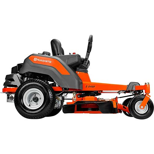 3. Husqvarna Z242F 42 in. 18 HP Kawasaki Hydrostatic Zero Turn Riding Mower