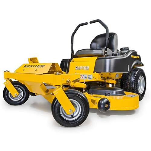 5. Hustler Turf Equipment 52