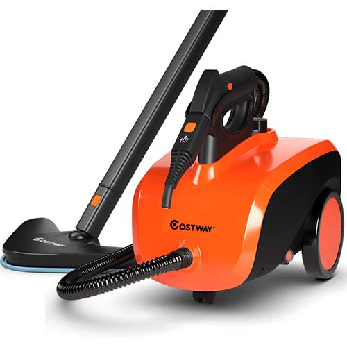 3. COSTWAY Multipurpose Steam Cleaner