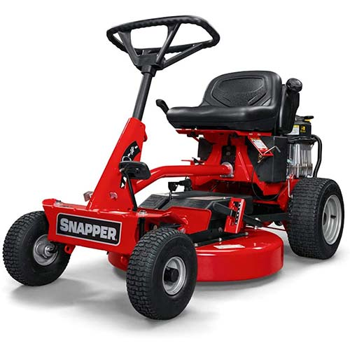 2. Snapper 2911525BVE Classic RER 28 inch 11.5 HP 344cc Rear Engine Riding Mower 2691525